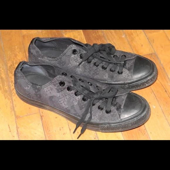 Converse Chuck Taylor All Star Ox Camo Sneakers